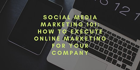 Social Media Marketing 101 For Entrepreneurs & Business Owners tickets