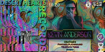 Kevin Anderson - Desert Hearts / Percomaniacs