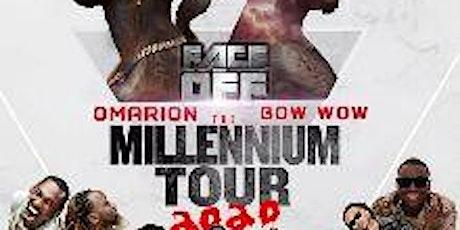 The 'Millenium Tour 2020: Face Off tickets