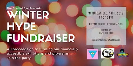 Winter Hype Fundraiser