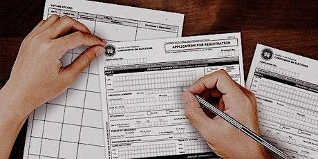 Kapihan sa Pasuguan: Overseas Voter Registration para sa Halalan 2022 tickets