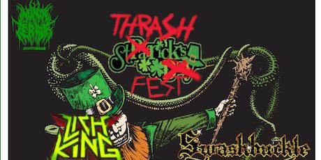 Infinite Terror Presents St. Thrashricks Fest: Return of McMoshy tickets