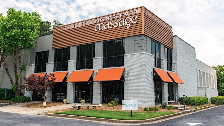 Open House at Atlanta School of Massage image