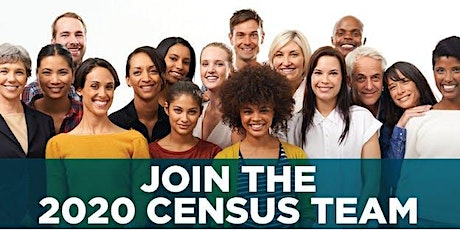 Census Recruiting Event- Walt Whitman  Library tickets