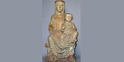Art in Focus: Virgin and Child