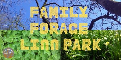 Family Friendly Spring Forage ! Linn Park tickets