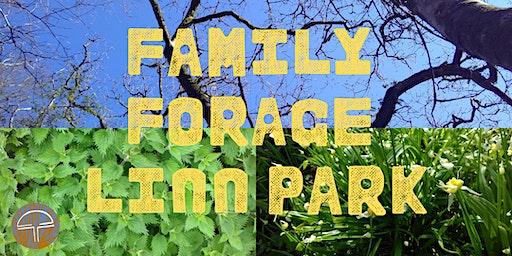 Family Friendly Spring Forage ! Linn Park