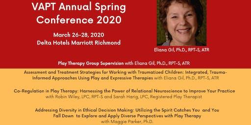 VAPT 2020 Spring Conference