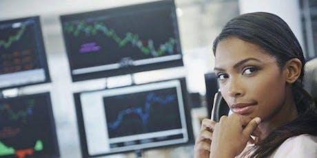 Forex Trading for Women - Women in Forex - London tickets