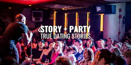 Story Party Groningen | True Dating Stories tickets