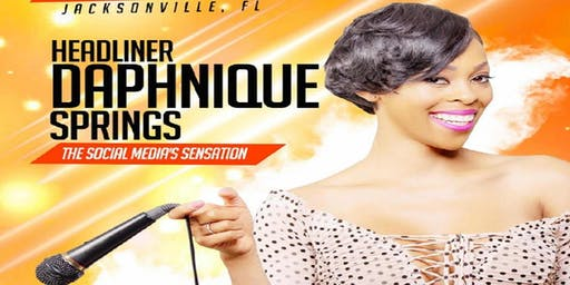 JACKSONVILLE, FL-  LOL First Sunday w/ Daphnique Springs