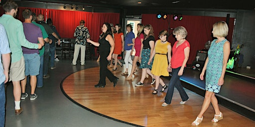Beginner West Coast Swing--8 Count Patterns Dance Class--6 Wk. Session