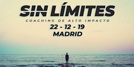 "Evento Coaching de Alto Impacto ""SIN LÍMITES"" entradas"