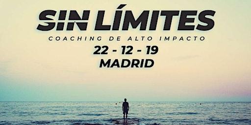 """Evento Coaching de Alto Impacto """"SIN LÍMITES"""""""