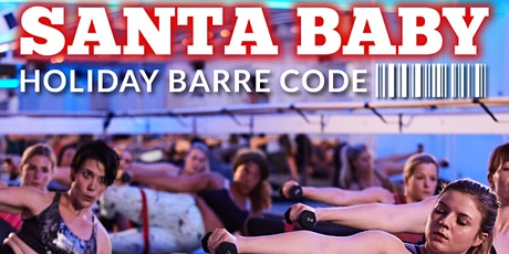 Santa Baby Holiday Barre Code Denver x Lone Tree tickets