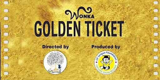 "Lil' League presents ""Wonka's Chocolate Factory"", by Simran S Arneja"