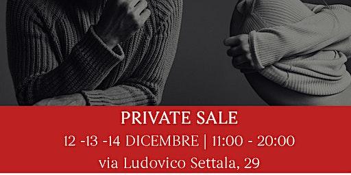 Private Sale | Settala 29. Svendita eccezionale.