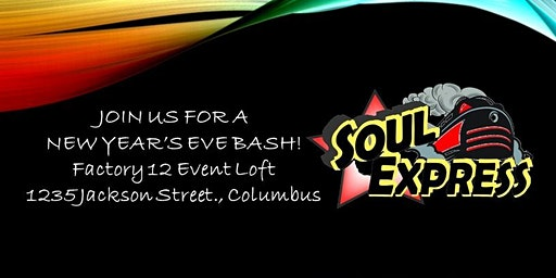 New Year's Eve with Soul Express!