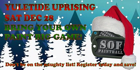 Yuletide Uprising tickets