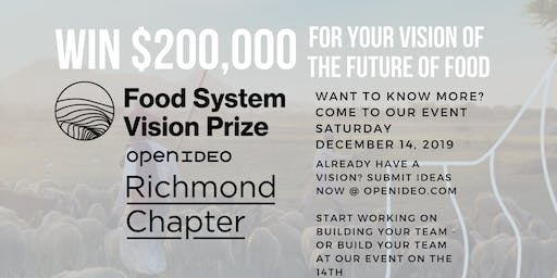 Food System Vision Event