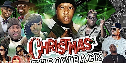 Christmas Day Throwback Bounce Fest