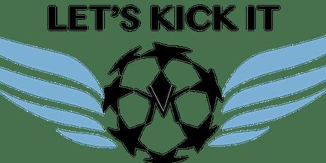 4th Annual Let's Kick It Winter Soccer Clinic (Indoor/Futsal) tickets