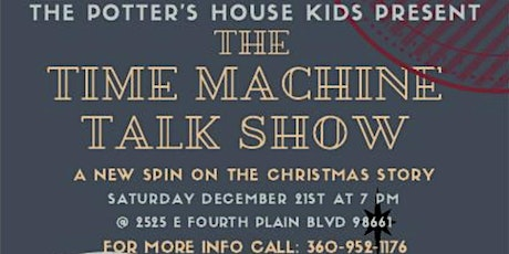 Christmas Play tickets