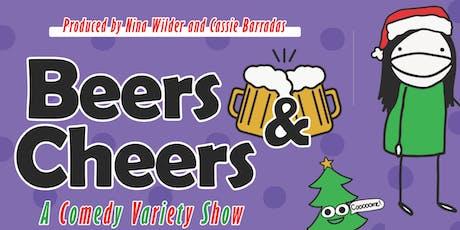 Beers & Cheers tickets