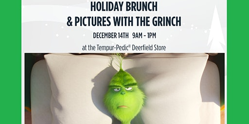 Free Photos and Brunch with The Grinch