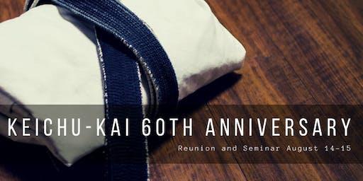 Keichu-Kai 60th Anniversary Reunion and Seminar