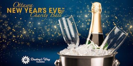 Ottawa New Year's Eve Charity Ball™ 2019-2020 tickets