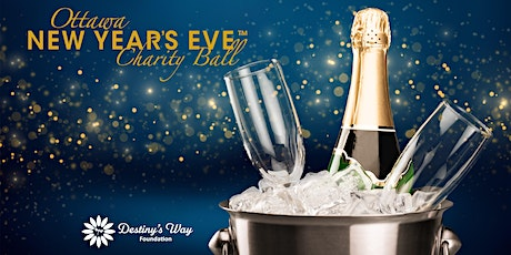 Ottawa New Year's Eve Charity Ball™ 2019-2020 tickets