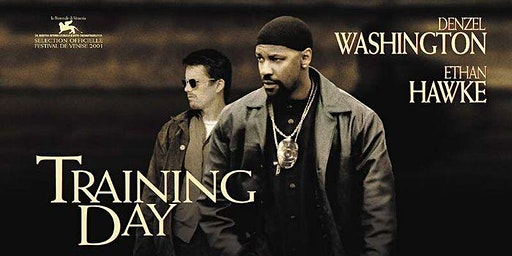 CULTURE CINEMA PRESENTS: Training Day (2001)