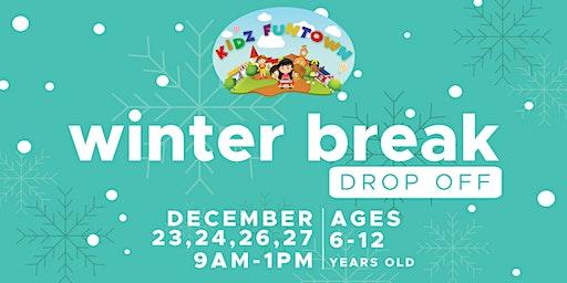 Kidz Funtown Winter Break Drop Off