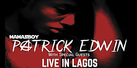 Patrick Edwin: Live In Lagos tickets