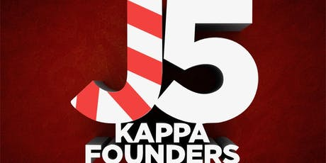 Philly J5 Kappa Founders Day Party tickets