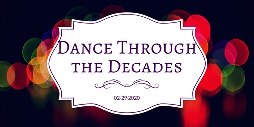 Dance Through the Decades