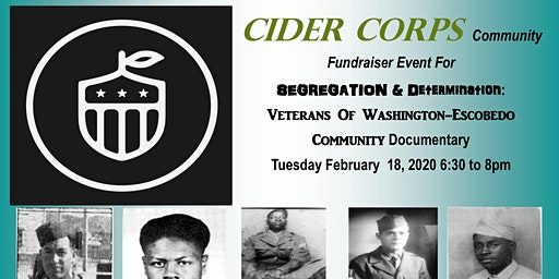 Fundraiser Event For  Veterans Of Washington-Escobedo Docmentary Film