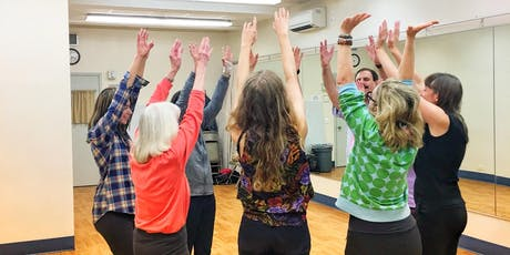 Laughter Yoga Salon NYC tickets