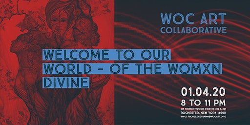Welcome to Our World - of the Womxn Divine