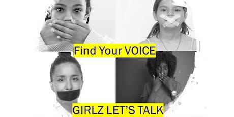 Girlz lets Talk tickets