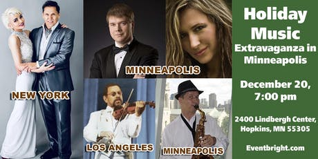 """Concert in Minneapolis: """"From the East to the West"""": Holiday Music Extravaganza tickets"""