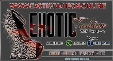 ExoticdaGoat Presents ... For The Love of Fashion