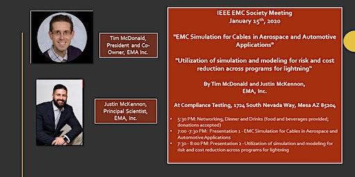 IEEE Phoenix EMCS Meeting - January 2020
