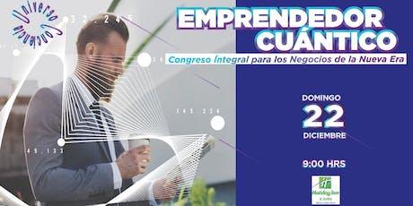 Congreso Integral Del Emprendedor Cuántico boletos