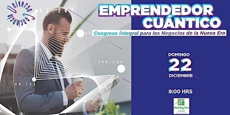 Congreso Integral Del Emprendedor Cuántico entradas