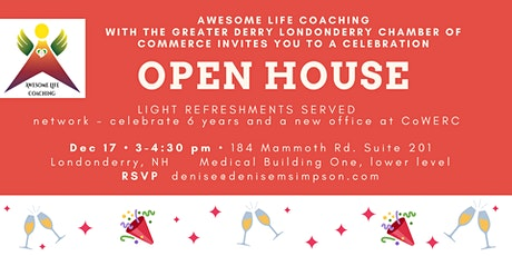 Open House: Celebrate 6 years with a GDL Ribbon Cutting tickets