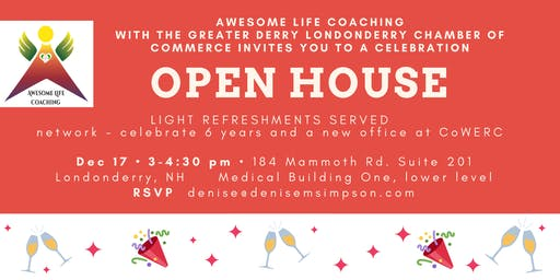 Open House: Celebrate 6 years with a GDL Ribbon Cutting