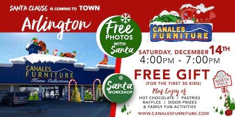 Arlington Christmas Family Fest tickets