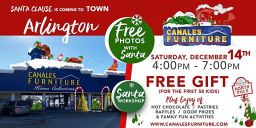 Arlington Christmas Family Fest